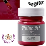 RAINBOW DUST farbka -bordowa CLARET